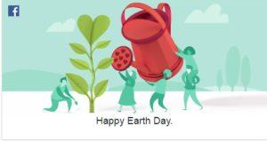 Fb happy earth day
