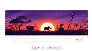 poza google earth day